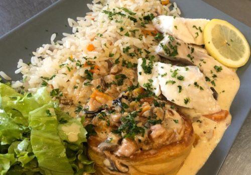 Plat poisson Cote & Baie